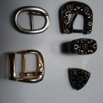 Empre.hebillas metalicas