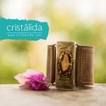 Cristalida -Brazalete.