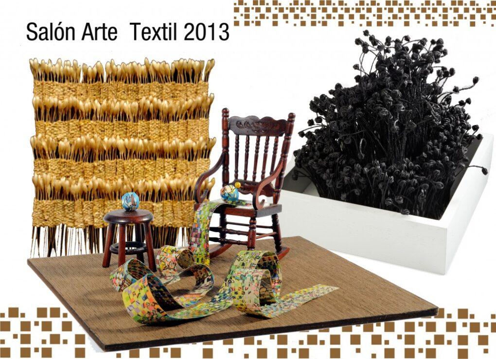 Arte Textil Salón Arte Textil 2013