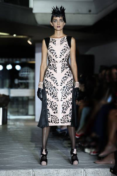 Fabian Zitta 2 Diseño Argentino En El Mercedes Fashion Week - Eventos Textil E Indumentaria