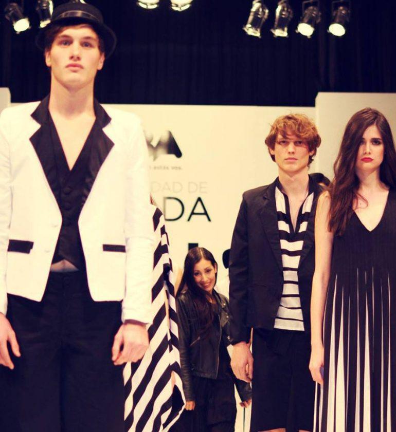 Andrea Urquizu Moda Con Influencias Del Rock De Los 70 - Eventos Textil E Indumentaria