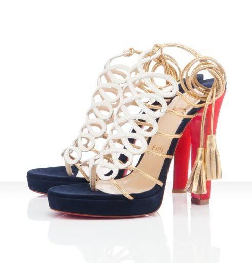 Loboutian Diseñador  De Zapatos: Christian Louboutin - Zapatos