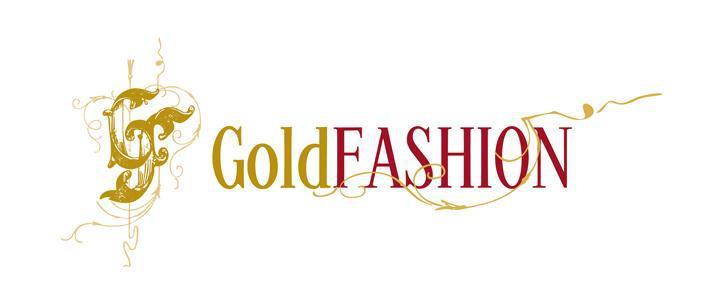 logo gold fashion
