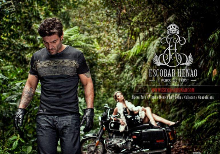 Escobar Henao Pablo Escobar Vuelve En Las Remeras Fabricadas Por Su Hijo - Empresas Textiles