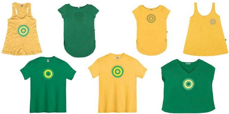 Brasil Versión De Moda De La Copa Mundial - Empresas Calzado, Cuero