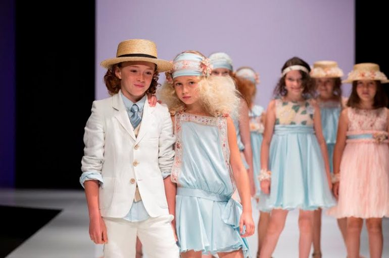 Fimi Fashion Show La Moda Infantil De Fimi Vuelve A Madrid