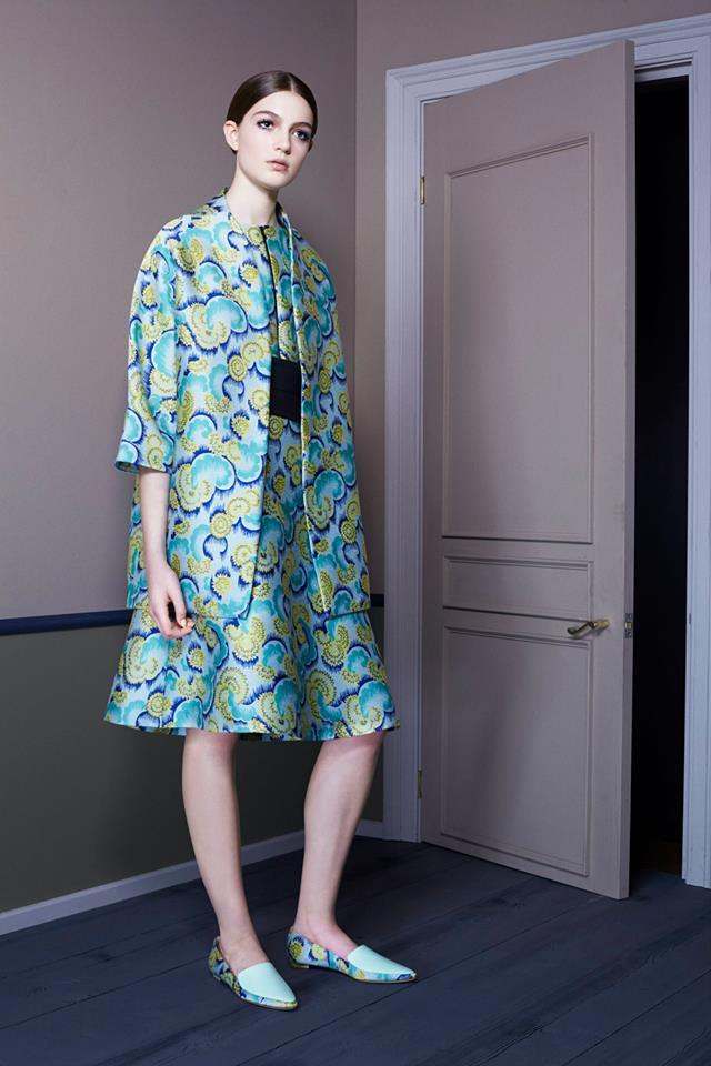 Osman Adelanto De Colecciones Primavera Verano 2015 - Moda Y Diseñadores Textil E Indumentaria