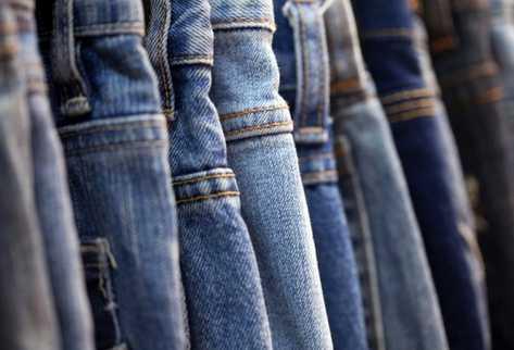 Jeans El Prelavado Del Jean