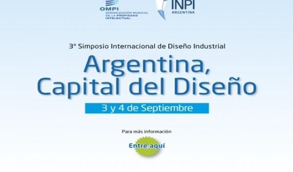 Simposio Internacional 3º Simposio Internacional De Diseño Industrial,&Quot;Argentina, Capital  Del Diseño&Quot;