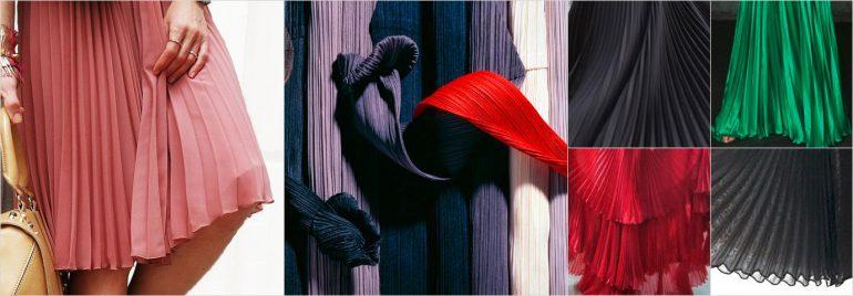Plisados Acabados Textiles, El Valor Agregado De La Prenda - Empresas Textiles