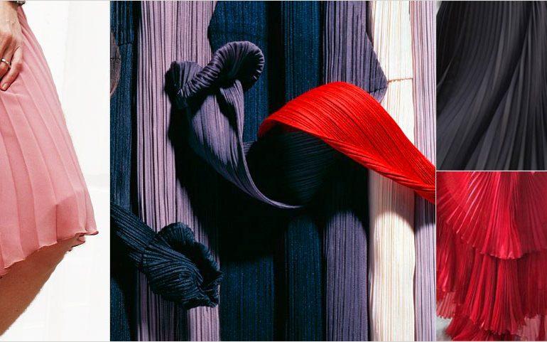 Plisados Acabados Textiles, El Valor Agregado De La Prenda