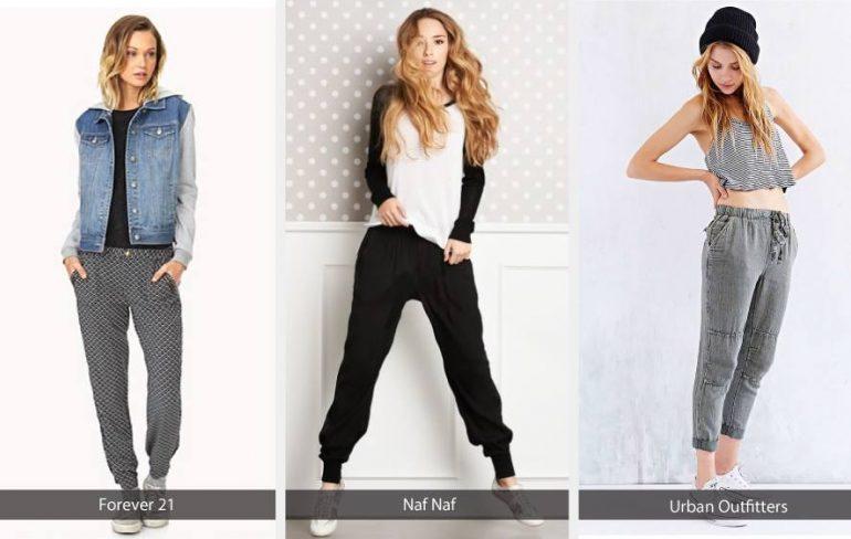 Principal Pantalones Con Influencia Deportiva - Moda Y Diseñadores Textil E Indumentaria
