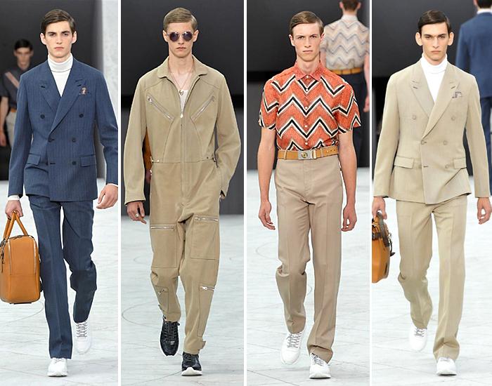 Vuiton Calc Mundo Julho2014 Milán Y París : Hombres Primavera / Verano 2015 - Moda Y Diseñadores Textil E Indumentaria
