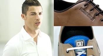 Ronaldo 2 Cristiano Ronaldo Lanza Línea De Calzado - Empresas Calzado, Cuero