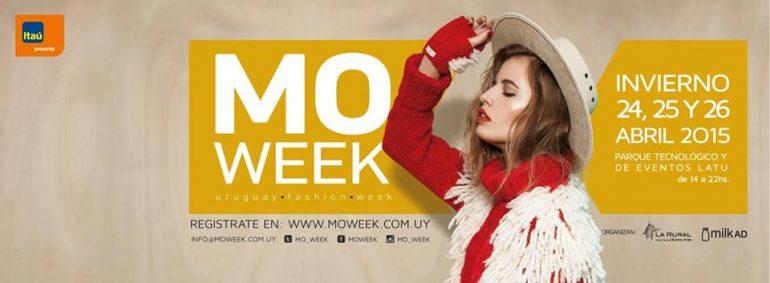 Moweek Se Viene El Evento De Moda En Uruguay - Moda Y Diseñadores Textil E Indumentaria
