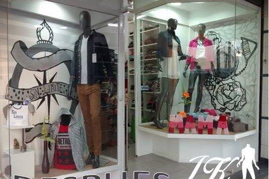 Jk Jk , Conjunto De Servicio Calidad Y Diseño - Empresas Textiles