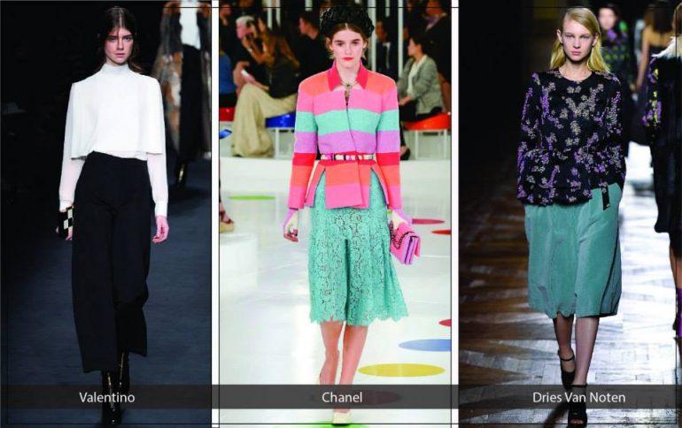 Culottes 1 Culottes O &Quot;Falda Pantalón&Quot;, Una Prenda Que Se Viene Con Todo. - Tendencias 2021/2022 En Textil E Indumentaria