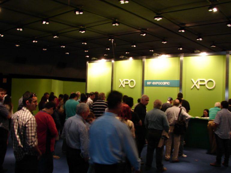 55 Expocaipic 03 Industria Estuvo Presente En La Exposición Internacional De Proveedores De La Industria Del Calzado Y Afines