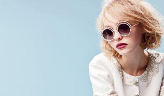 Chanelo Lily-Rose, La Hija De Johnny Depp, Nueva Embajadora De Chanel - Moda Y Diseñadores Textil E Indumentaria