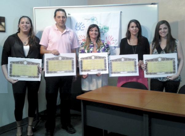 Alumnos Formar Técnicos Textiles De Nivel Superior - Productos Químicos Textiles