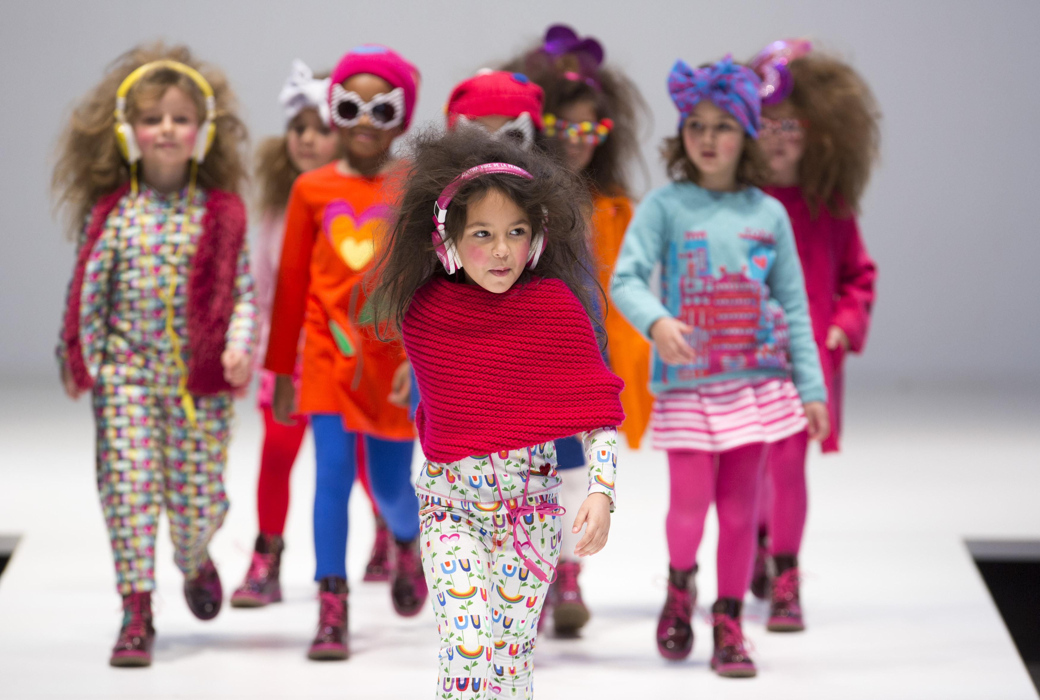 Fimi Kids Fashion Week El Comprador Internacional Se Vuelca En Fimi