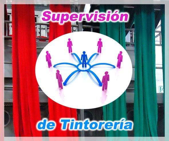 Supervision De Tintoreria Supervisión De Tintorería - Productos Químicos Textiles