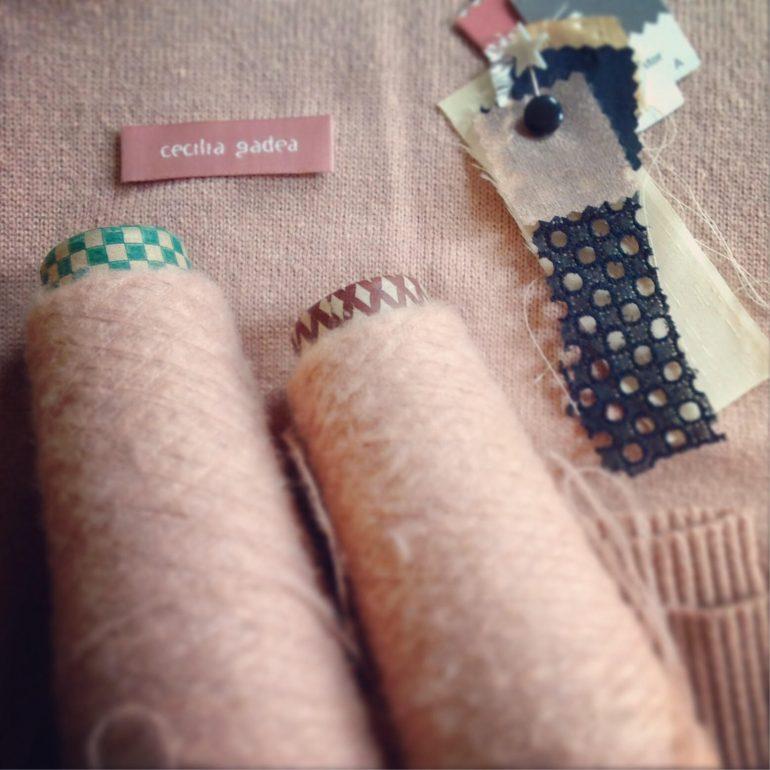 Cecilia Gadea El Tejido Imaginario De Gadea - Moda Y Diseñadores Textil E Indumentaria