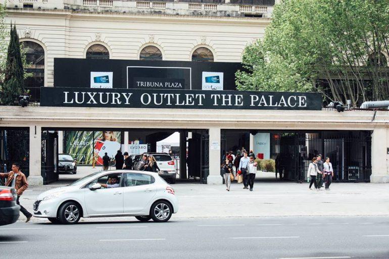 Luxury Luxury Outlet The Palace - Eventos Calzado, Cuero