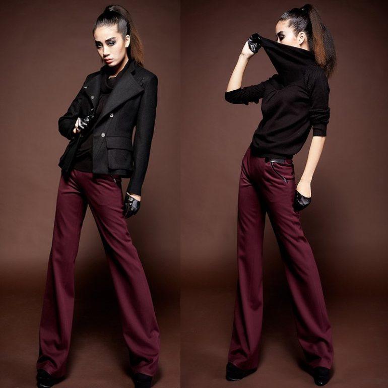 Pa Pc2 Pantalones Wide Leg, Una Tendencia Que Se Viene - Moda Y Diseñadores Textil E Indumentaria