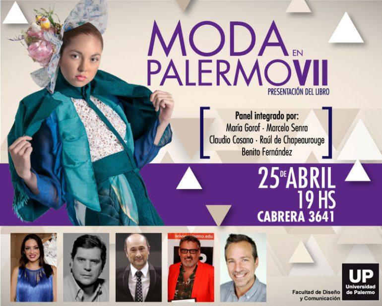 Moda En Palermo Moda En Palermo Vii.presentación Del Libro