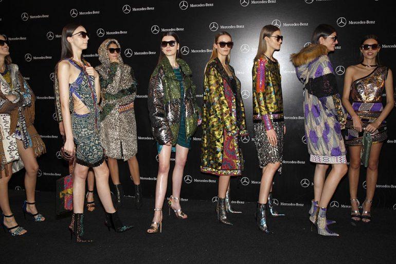 Mercedes Mbw Madrid, Diseño Y Creacion Con Acento Español - Eventos Textil E Indumentaria