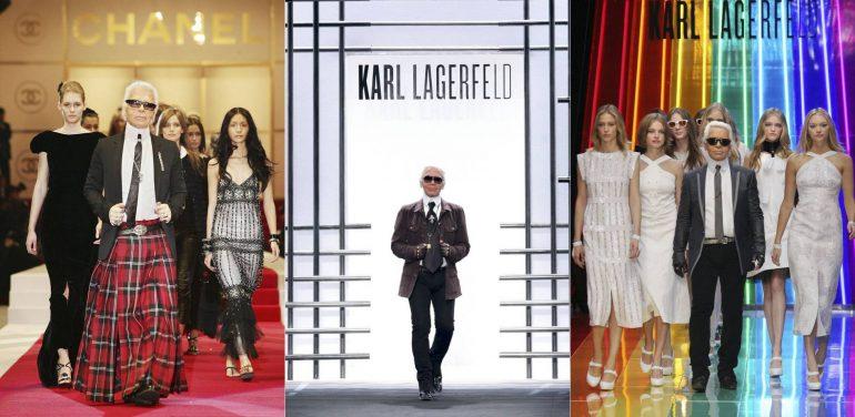Lagerfeld Karl Lagerfeld, El Hombre Que Cambió La Moda