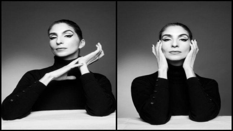 Ramirez 2 1 Carolina Peleritti Regresó A La Moda Convertida En Maria Callas