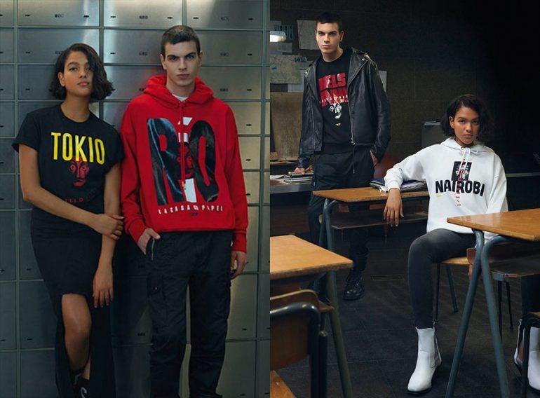 Diesel La3 &Quot;La Casa De Papel &Quot; Llega A La Moda - Moda Y Diseñadores Textil E Indumentaria
