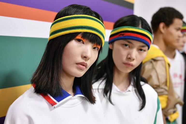 Li Ning Li-Ning : Paris Fashion Week - Moda Y Diseñadores Textil E Indumentaria