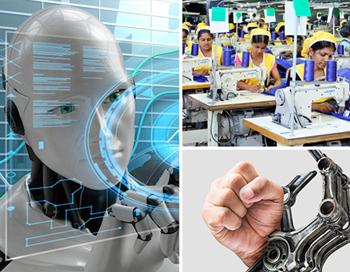 Robot De Costura Robot Costurero