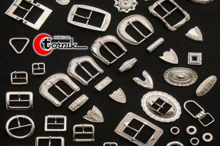 Tornik Nota Hebillas Tornik, Diseño Y Elaboración A Nivel Internacional