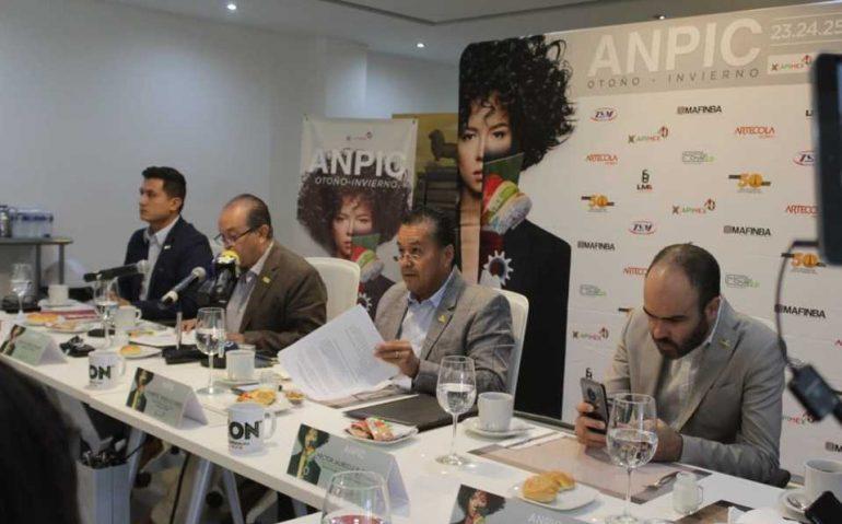Anpic Innovación, Moda E Industria En Anpic