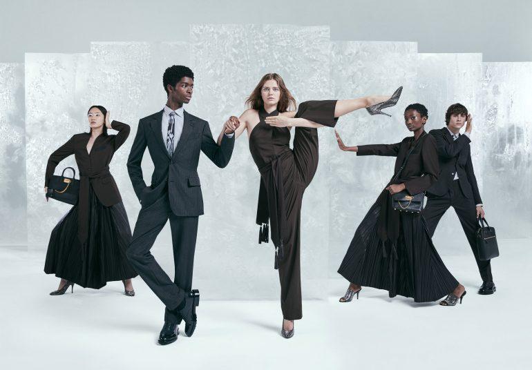 Ferragamo Ferragamo Con Coreografia De Stephen Galloway - Moda Y Diseñadores Calzado, Cuero