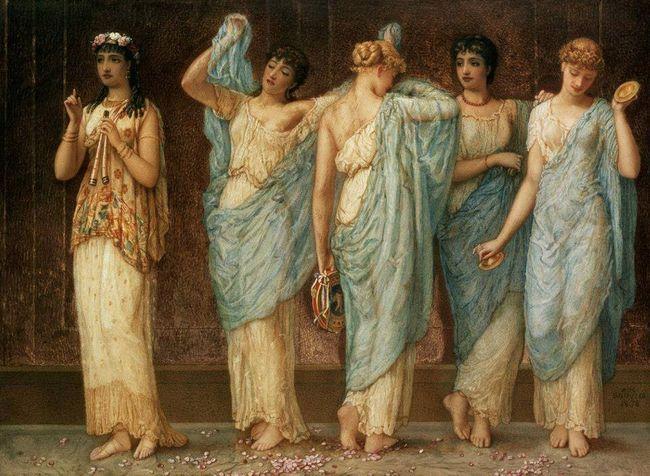 1140110 W650H477 Historia De La Moda En La Grecia Clásica - Moda Y Diseñadores Textil E Indumentaria