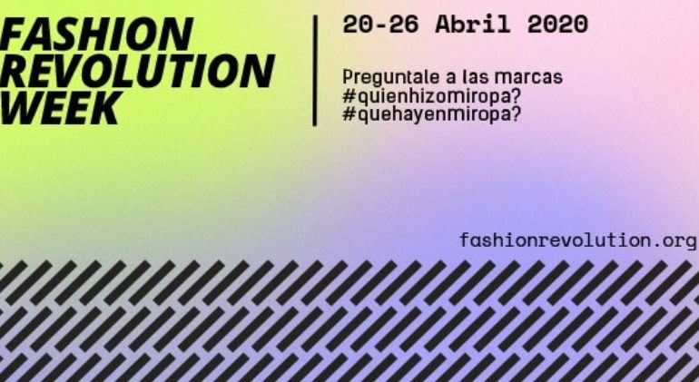 Fashion Fashion Revolution Week En Argentina