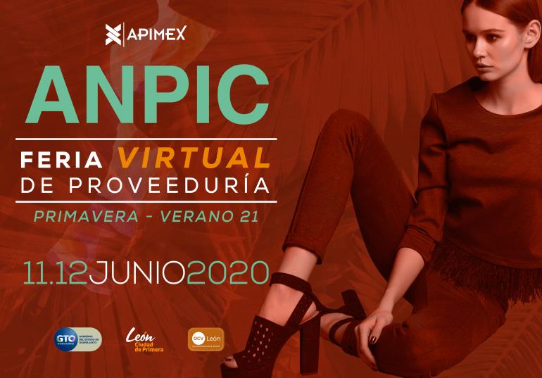 Anpic Pv21 Imagen Rectora Rgb Htal Anpic, La Primera Feria Virtual De Proveeduria - Eventos Calzado, Cuero
