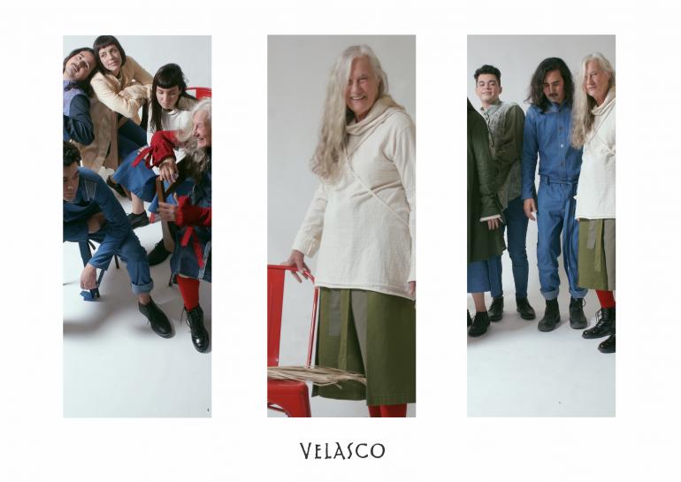 2018 Monte Velasco De Autor : María Emilia Velasco