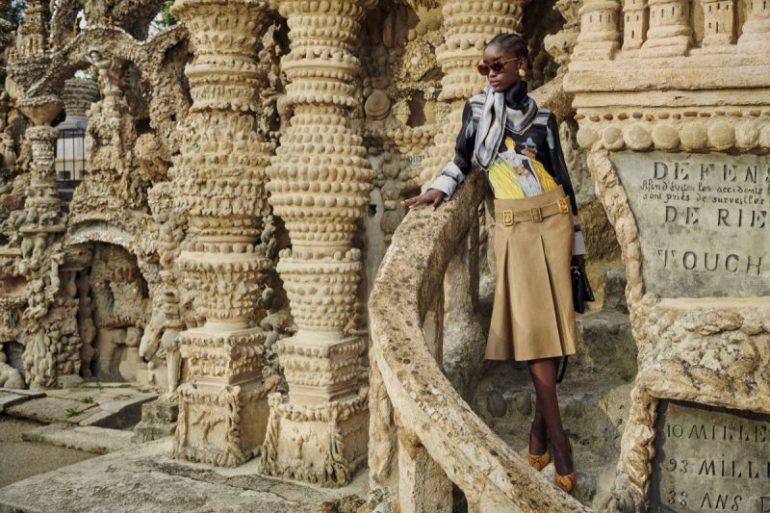 Lanvin Lanvin Recrea Siluetas De La Década Del ´20 - Moda Y Diseñadores Textil E Indumentaria