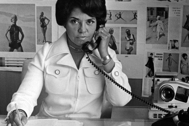 Moda Y Racismo Moda Y Racismo: Quien Fue La Mujer Que Puso En Jaque Los Prejuicios En Los 70 - Moda Y Diseñadores Textil E Indumentaria