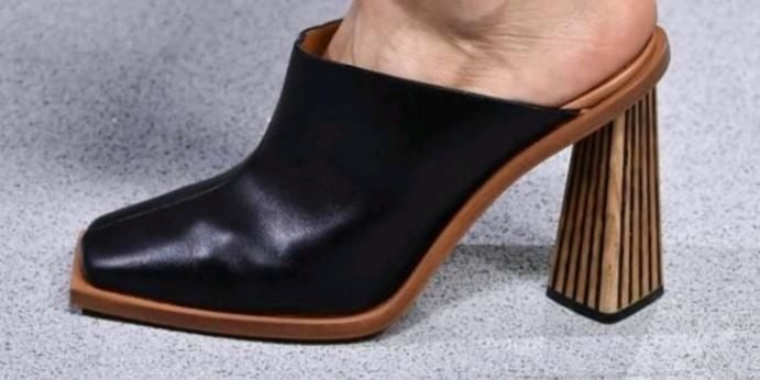 20200829 185010 Calzado: Sandalias, Cuñas Y Tacones Apilados - Tendencias 2021/2022 - Calzado Y Cuero
