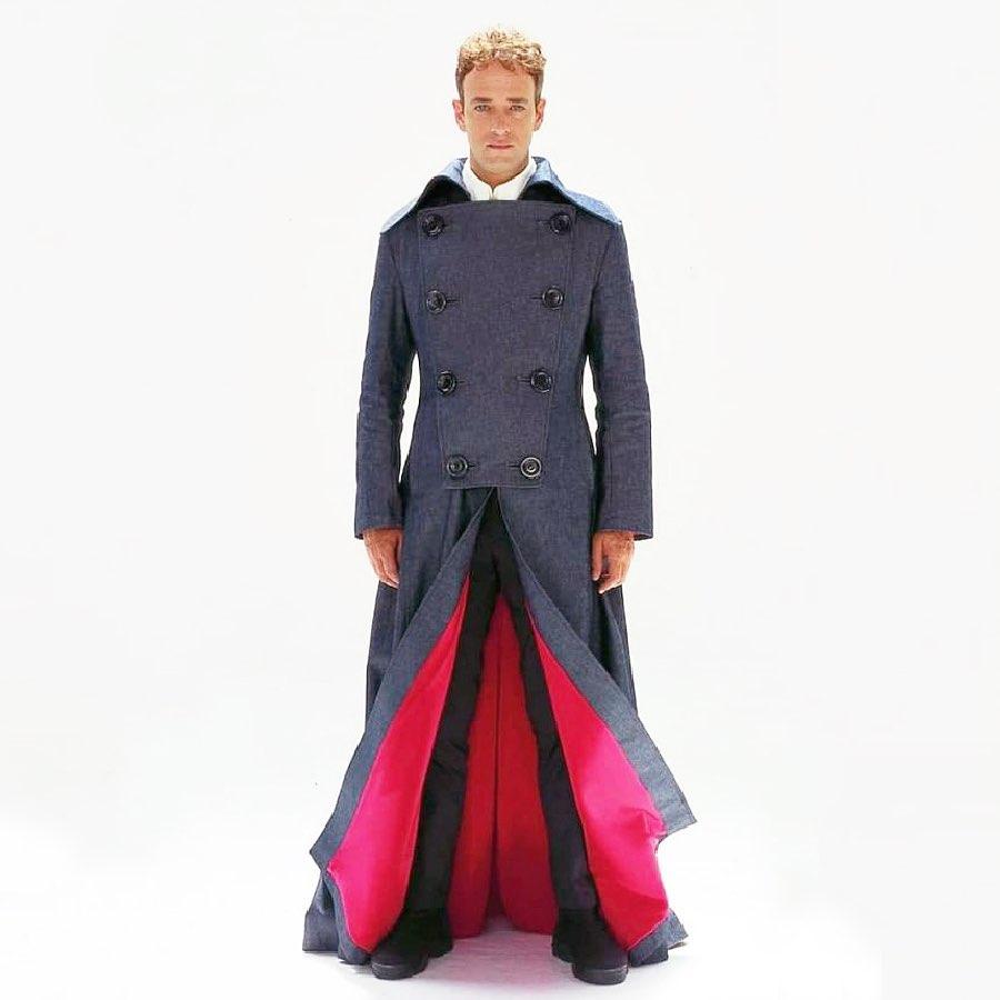 Pablo Ramirez 1 El Día Que Pablo Ramirez Vistió Al Príncipe - Moda Y Diseñadores Textil E Indumentaria