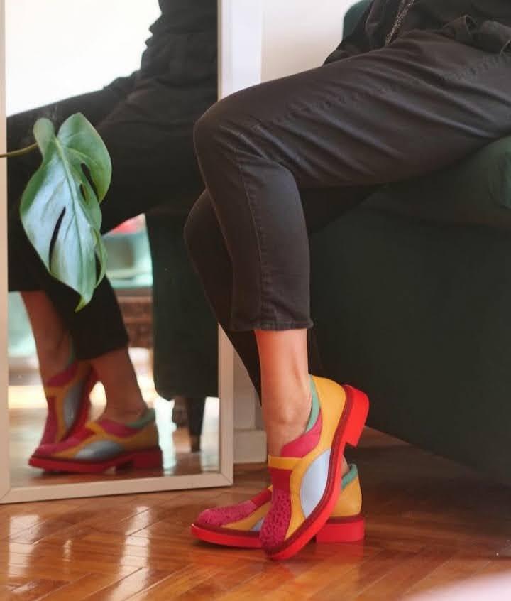 20200901 214009 Luz Principe, Zapatos Atemporales En Edición Limitada