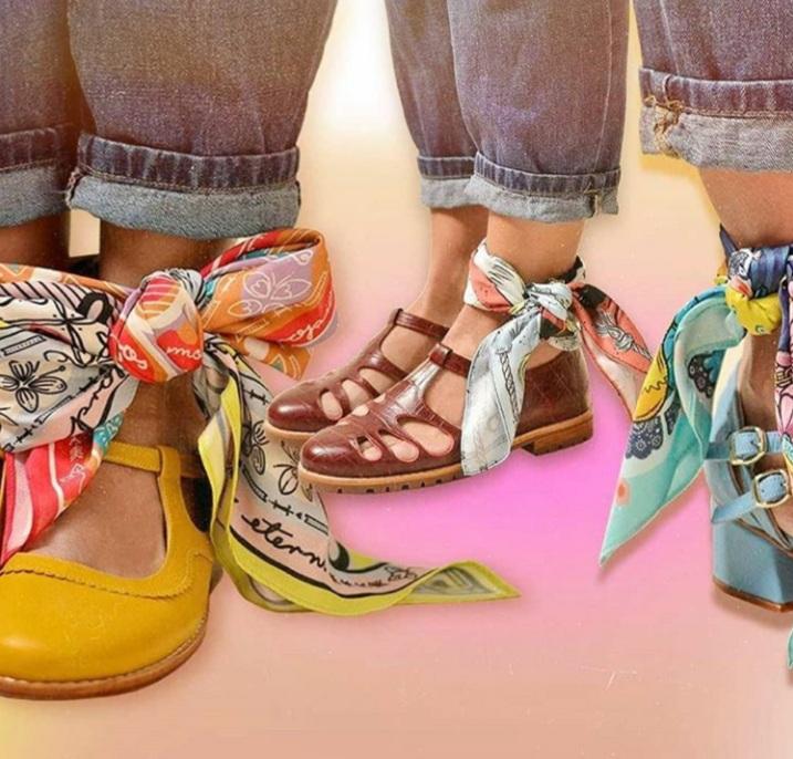20200902 084659 Hermanas Aguila + Valentina Camacho : Diseño Argentino - Moda Y Diseñadores Calzado, Cuero