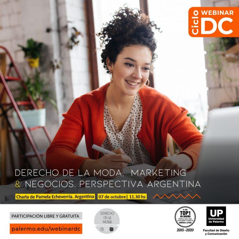 Derecho De La Moda Derecho De La Moda, Marketing Y Negocios. Perspectiva Argentina - Eventos Textil E Indumentaria